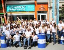 Ahtapot Gönüllüleri Sözcü Gazetesi'nde
